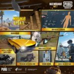 pubg mobile new update deatails