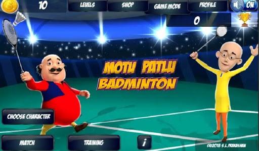 Best-motu-patlu-sport-games-free