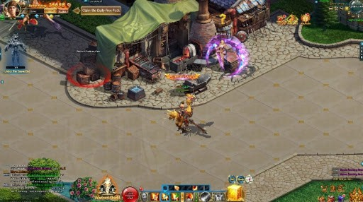 omega-zodiac-online-mmorpg-game-review